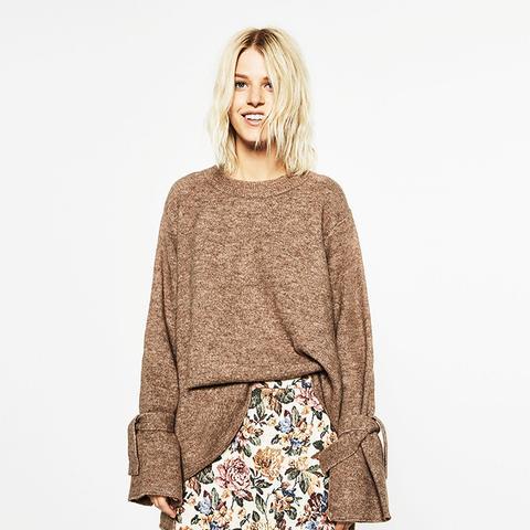 Short Tapestry Skirt