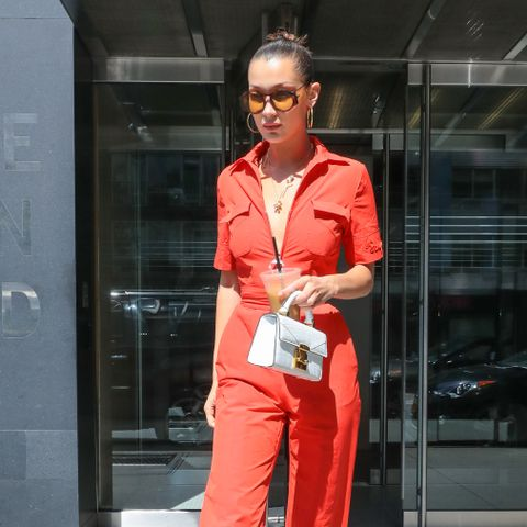Take the Plunge: How to Wear the Latest Celebrity Trend