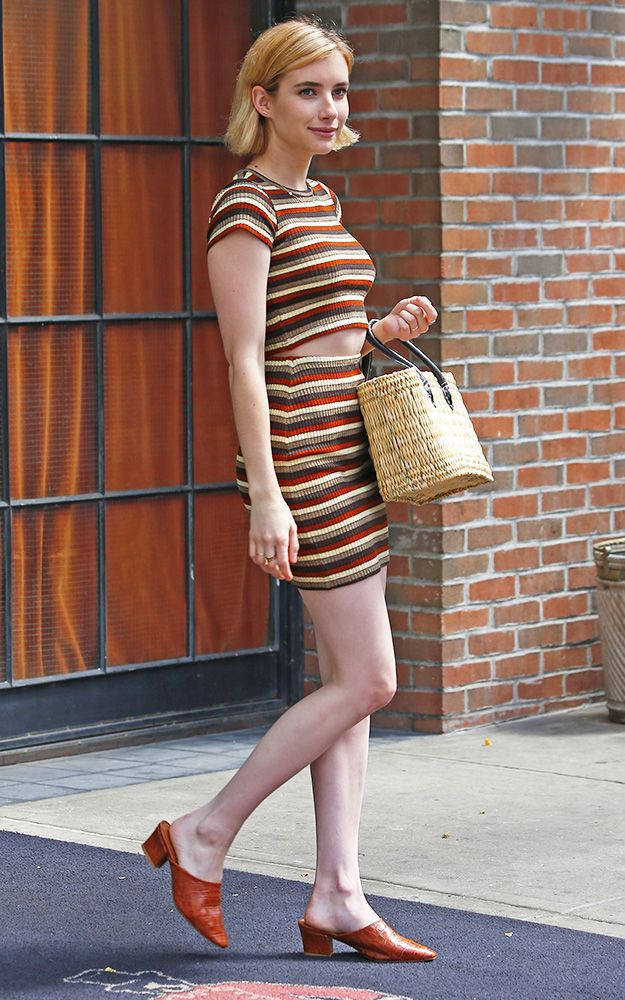 Street Style: Emma Roberts - Stylish Starlets