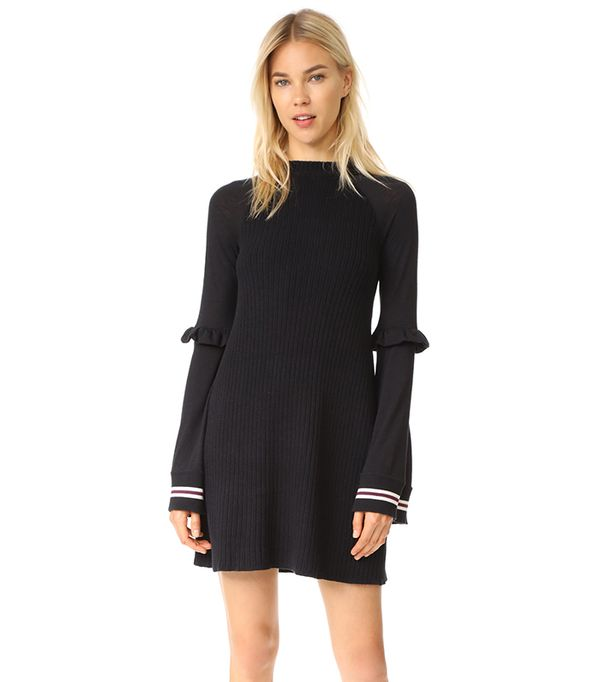 Zou Bisou Knit Mini Dress