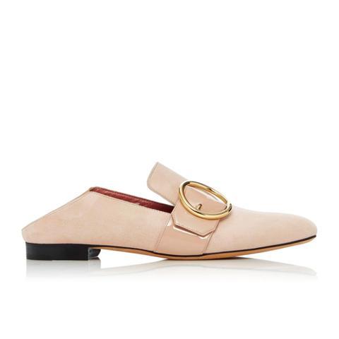 Lottie Suede Slippers