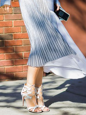Lace-Up Heels: Summer's Must-Have Shoe