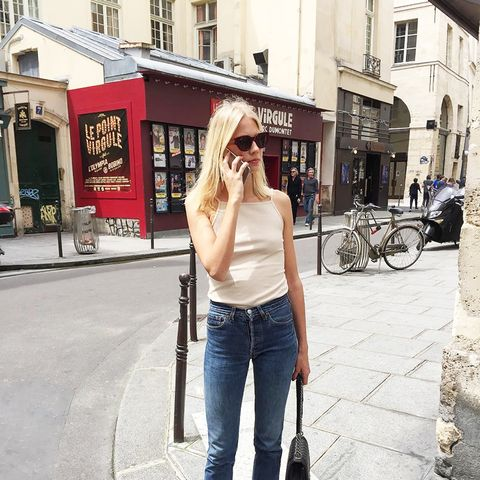You Won't Catch French Girls Wearing These Jeans