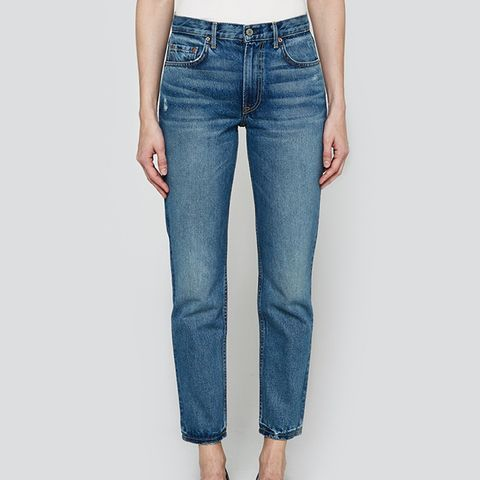 Jane Straight Jeans in School's Out