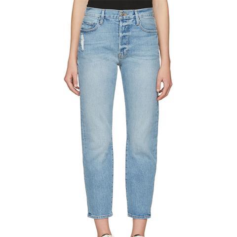 Blue Le Original Jeans