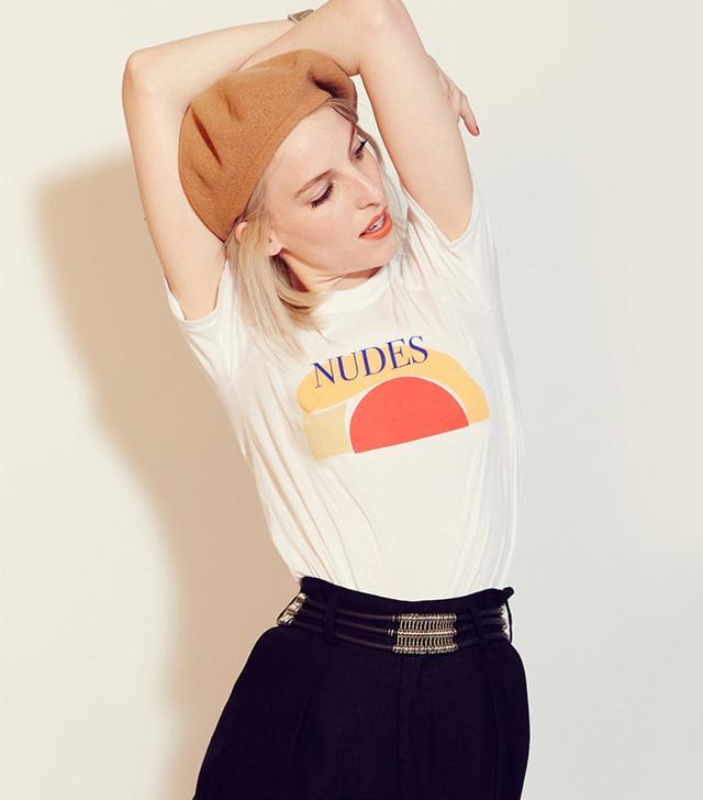 Monogram NUDES Classic Fit T-Shirt