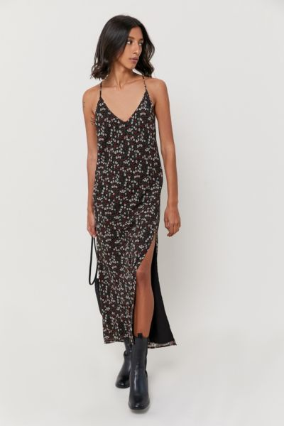Tiger Mist UO Exclusive Hayden Halter Midi Dress