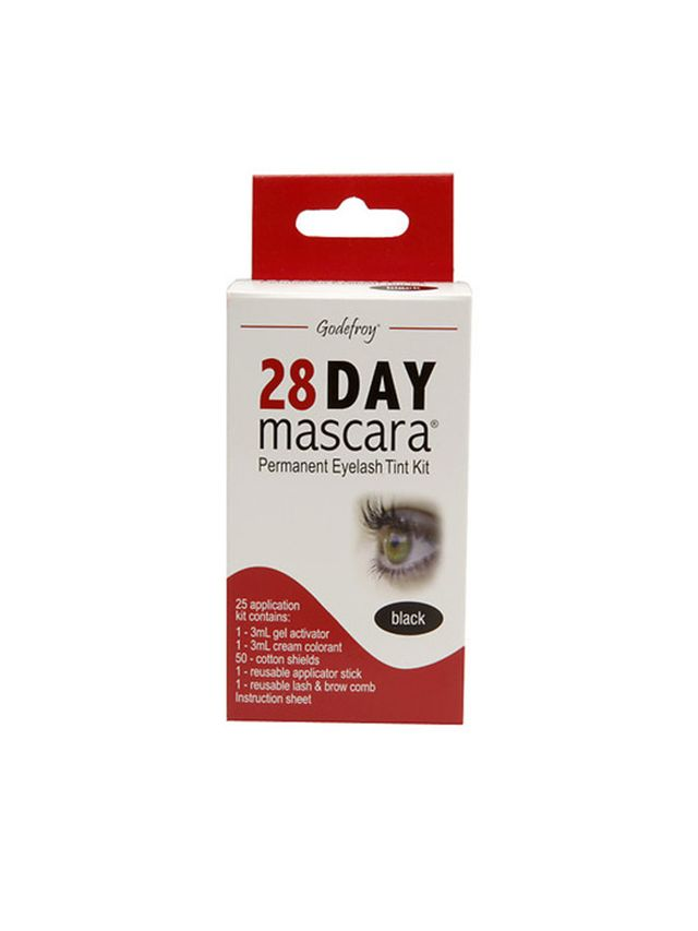 Godefroy 28-Day Mascara Eyelash Tint Kit