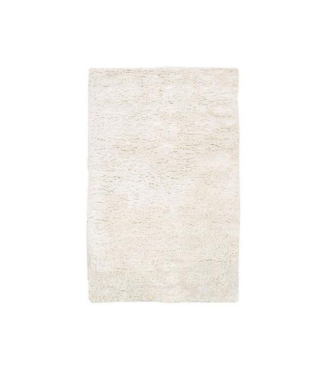 Dot & Bo Tallulah Shag Rug in White