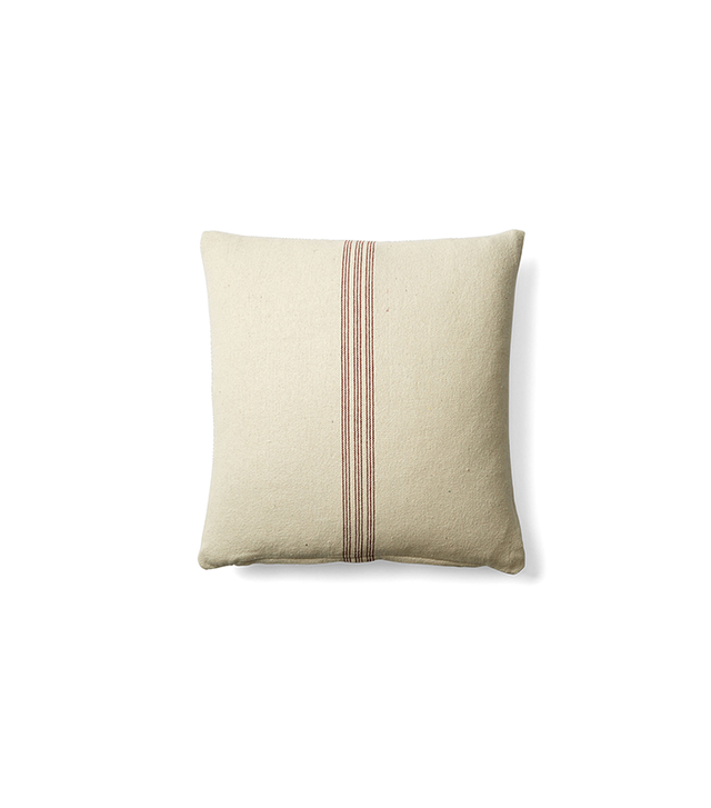French Laundry Home Stripe Cotton Pillow