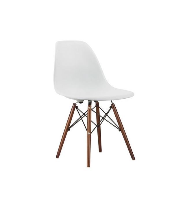 Dot & Bo Walnut Slope Chair