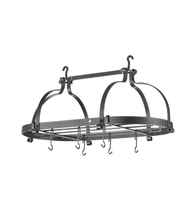Williams-Sonoma Enclume Double Dutch Crown Ceiling Pot Rack