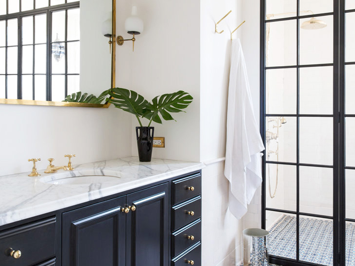 Genius Bathroom Cleaning Hacks You Need to Know | MyDomaine