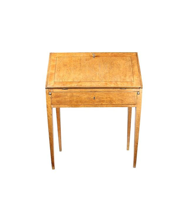 Vintique 1940s Swedish Ash Secretary