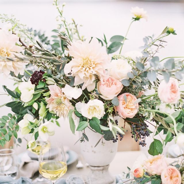 Celebrity Wedding Flowers Centerpieces: The New Floral Trend You Have To Try