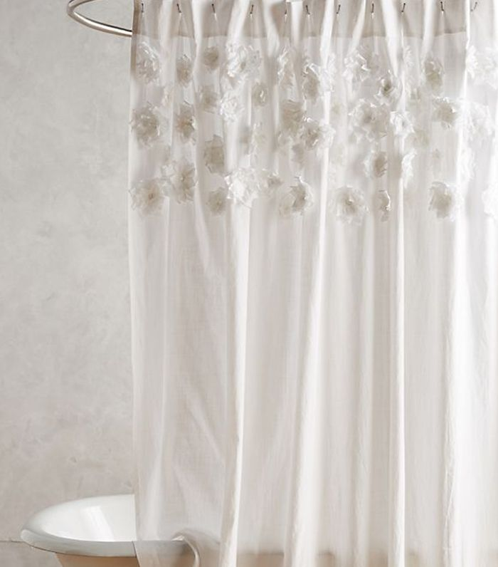 The Best Shower Curtains To Update Your Bathroom For Under $200   MyDomaine