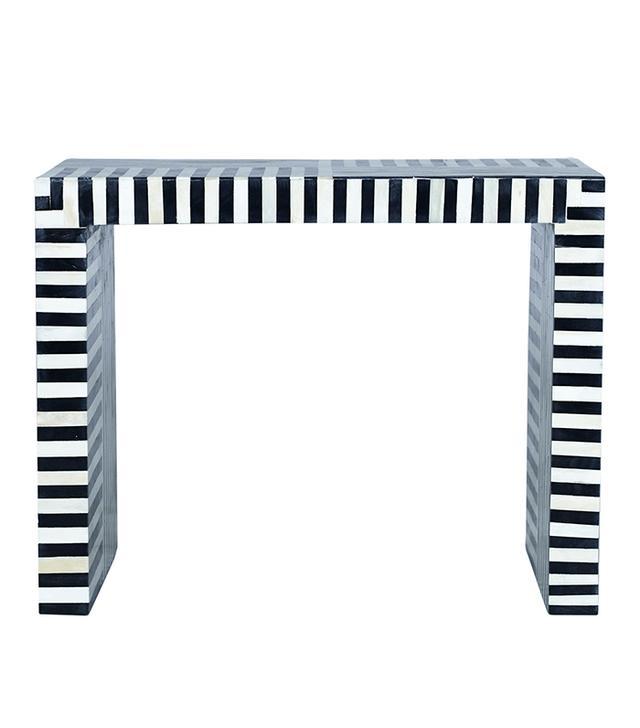 HD Buttercup Bone Inlay Rectangle Table