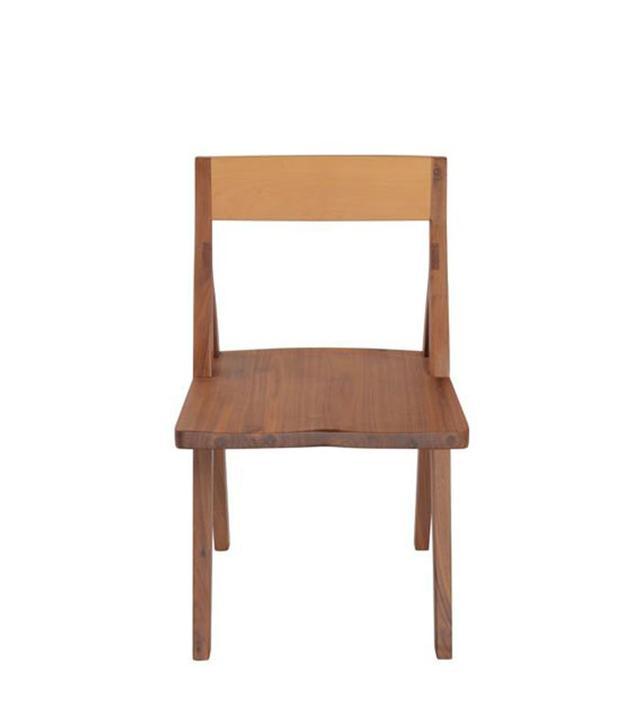 White on White Alfa Dining Chair