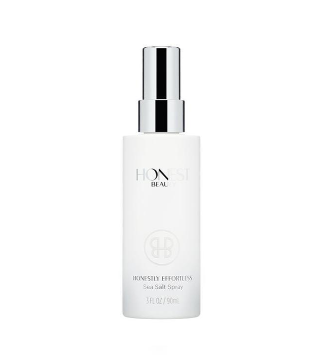 honest beauty sea salt spray - fine hair tips