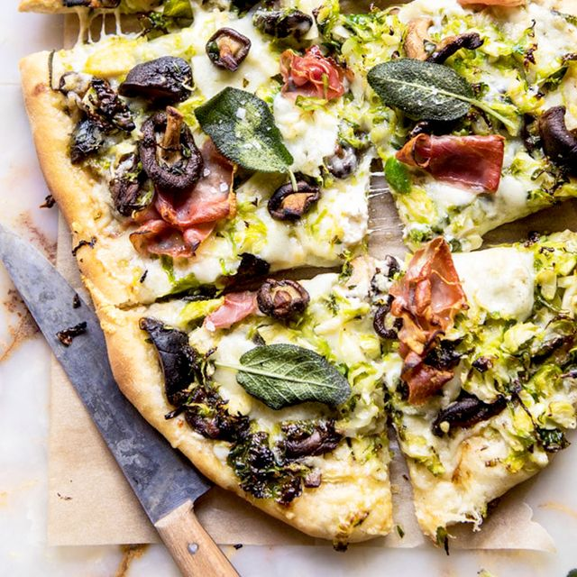 5 Healthy Homemade Pizza Recipes