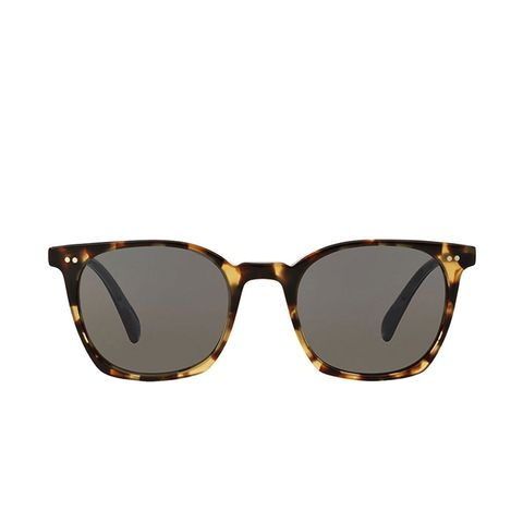 L.A. Coen Square Monochromatic Sunglasses