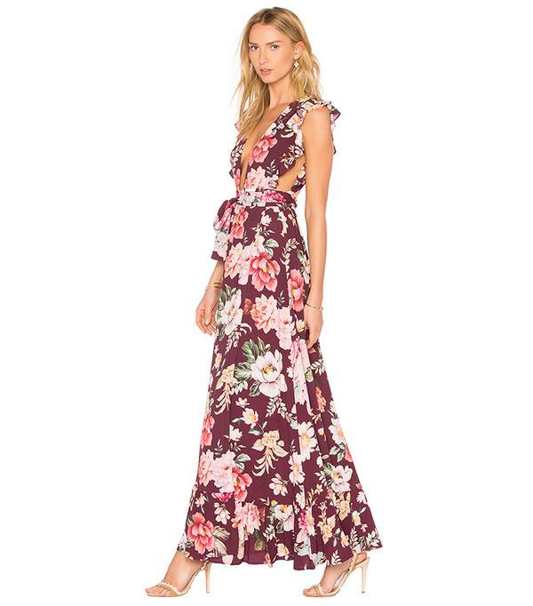 beach wedding dresses - Majorelle Sweet Pea Dress