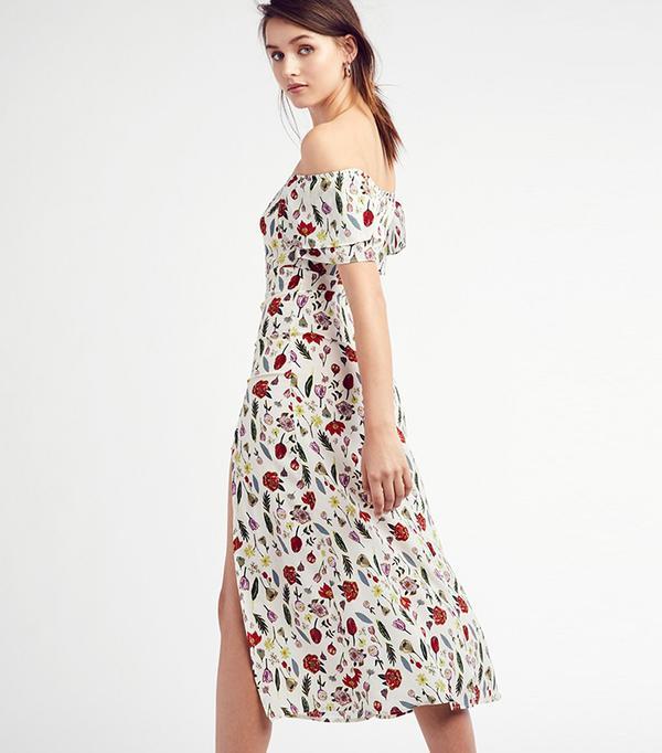 beach wedding dresses - Stone Cold Fox Versilia Dress
