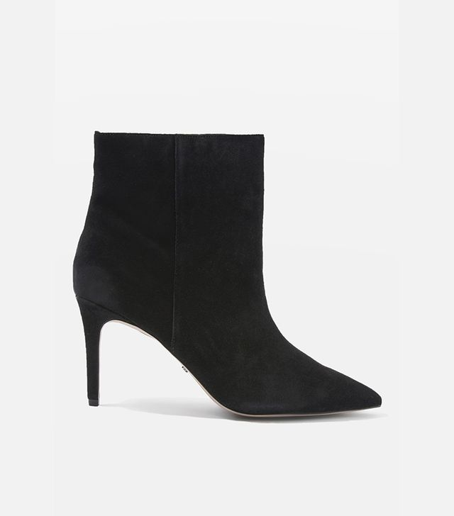 Holiday Ankle Boots