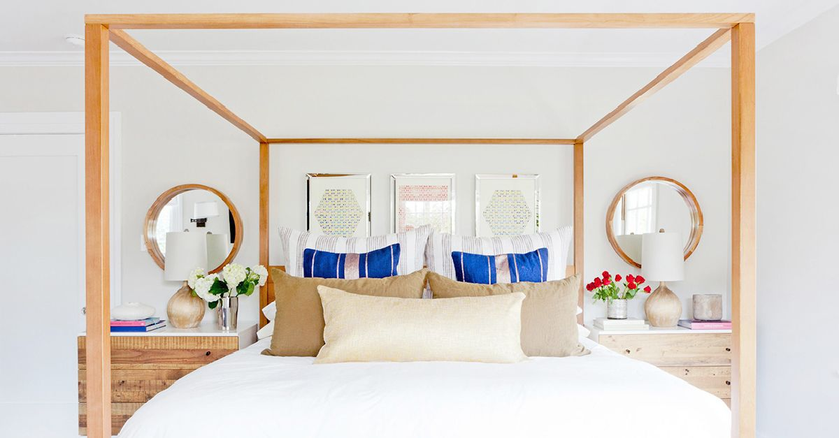 sc 1 st  MyDomaine & 8 Bedroom Canopies to Inspire Your Next Décor Upgrade   MyDomaine