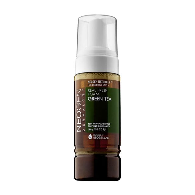 Green Tea Real Fresh Foam Cleanser 5.6 oz