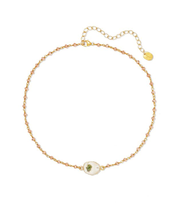 How to clean your jewelry with household products whowhatwear gold plated quartz choker solutioingenieria Image collections
