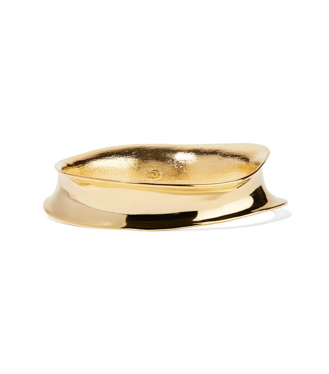 How to clean your jewelry with household products whowhatwear gold plated bangle solutioingenieria Image collections