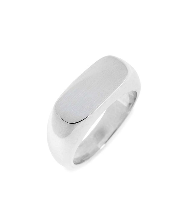 Small Classic Signet Ring