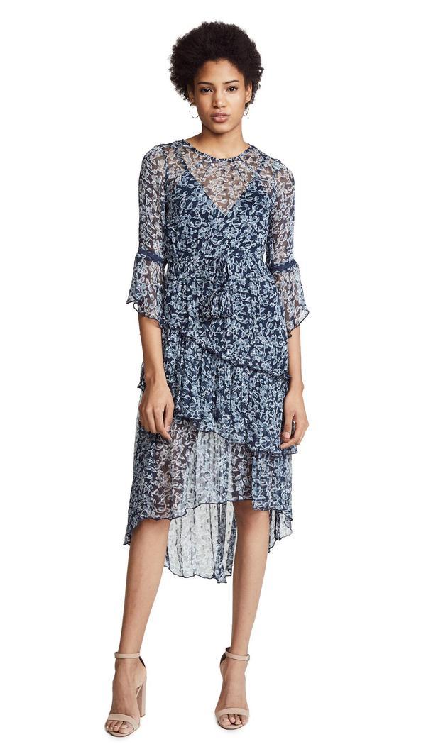 Bluebell Asymmetrical Dress