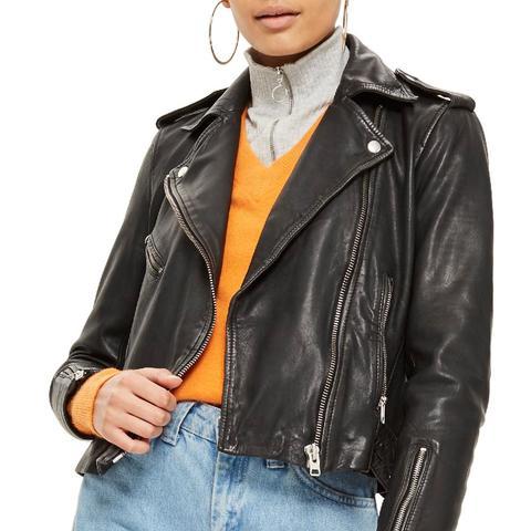 Strike Leather Biker Jacket