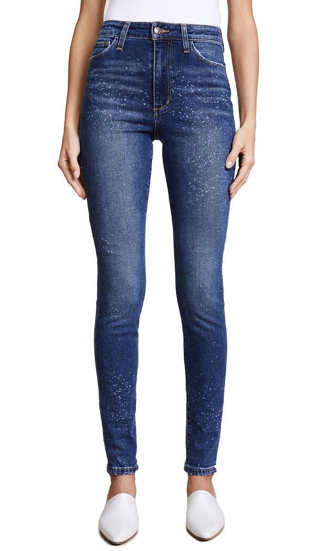 x Taylor Hill Bella Skinny Jeans