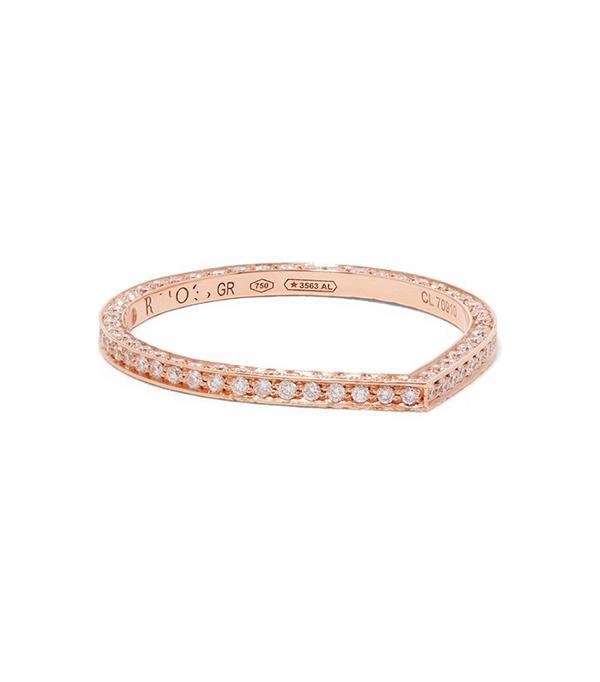 Repossi Antifer 18-Karat Ring