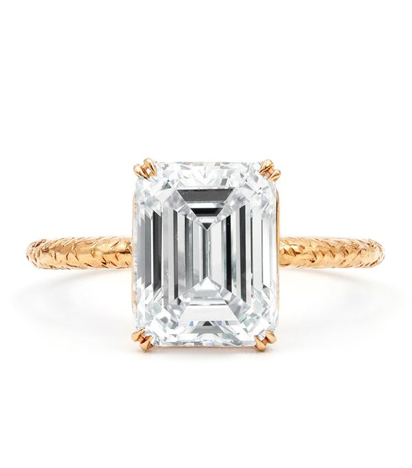 The Olivia Solitaire