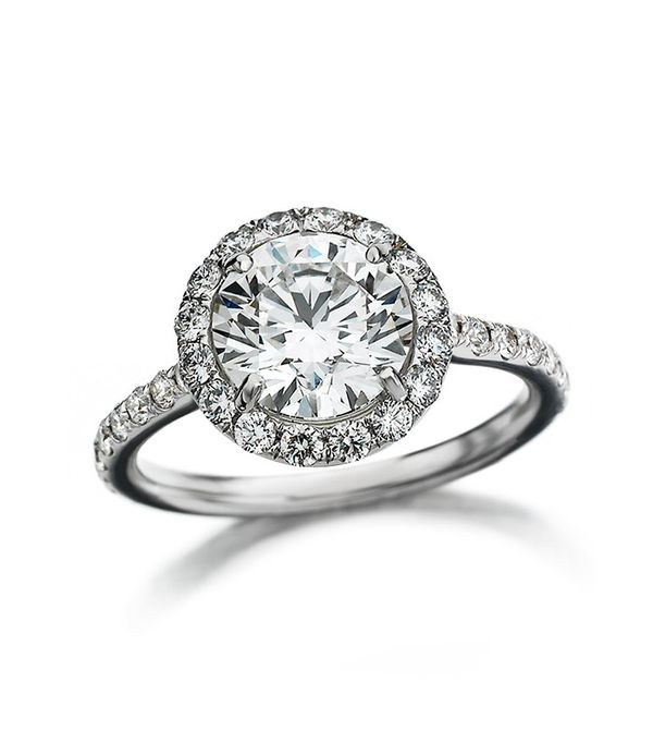 Maria Canale for Forevermark Center of My Universe Ring