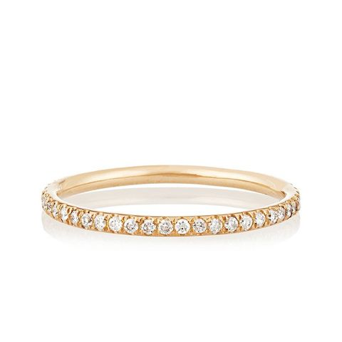 Thread 18-Karat Eternity Ring