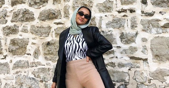 I'm a Modest Dresser—Here's How I Master the Tricky Art of Layering