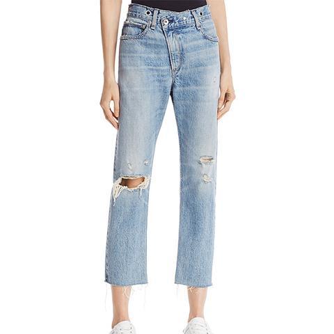 Jean Wicked Boyfriend Jeans in Kit Kat Room