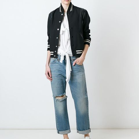 'Tommy Gun' Boyfriend Jeans