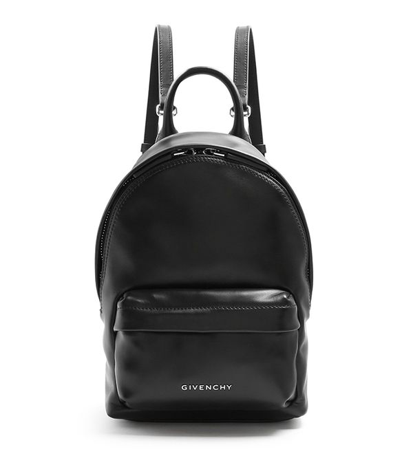 stylish backpacks - Givenchy Leather mini backpack