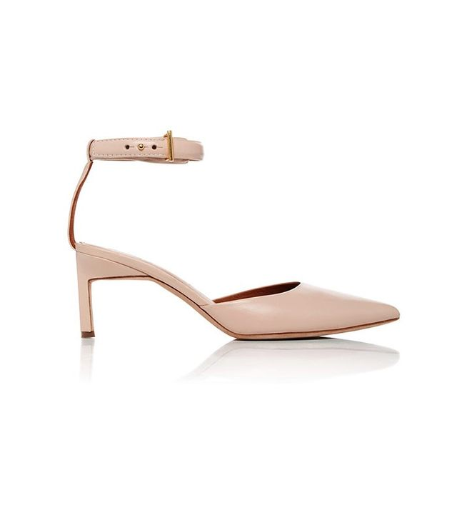 Rosetta Getty Pointed Mid Heels