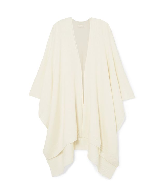The Row Hern Cashmere Cape