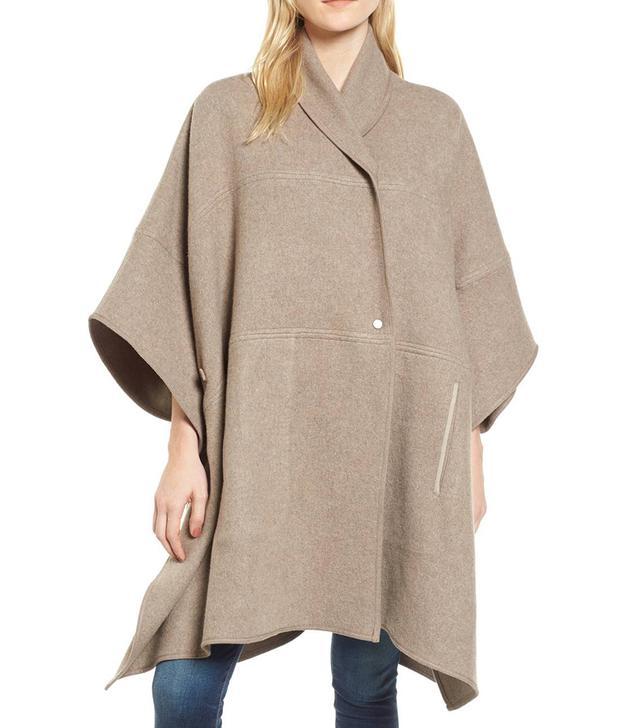 James Perse Nomad Blanket Coat
