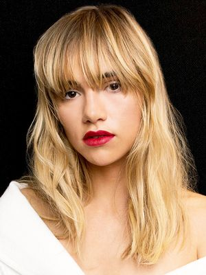 Blonde Hairstyles Trend Voluminous Look For Fall Winter Hair