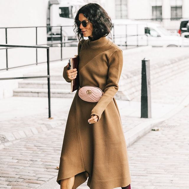 18 Fall Dresses Perfect for Wearing Under Your Coat