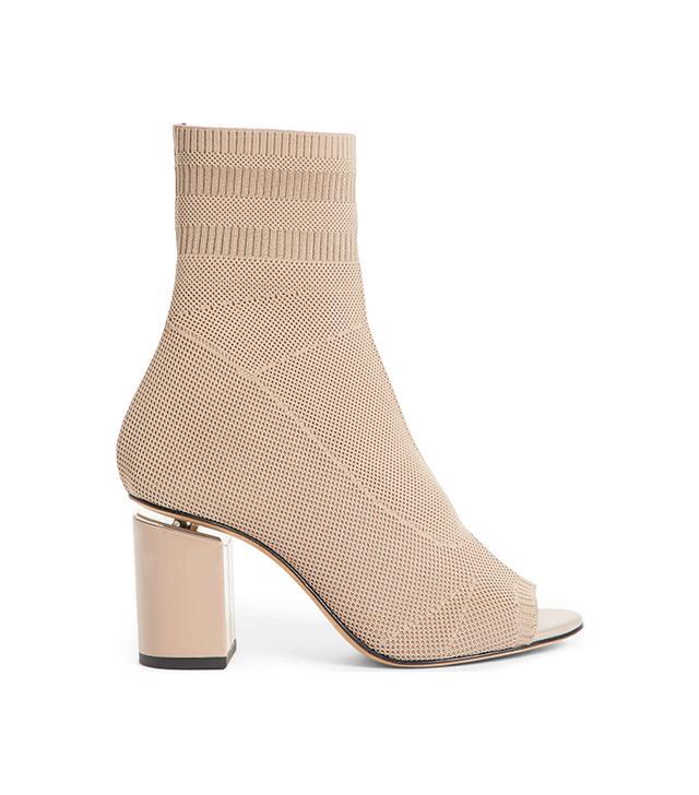 Cat Knit Sock Boot